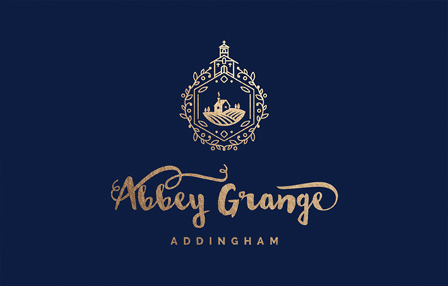 Abbey Grange - Romilly - Company Logo and Corporate Branding Design in Yorkshire